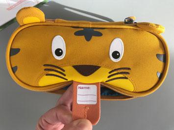 """Stiftemäppchen """"Timmy Tiger"""" von Affenzahn"""