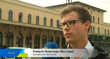 Frederik Hintermayr (DIE LINKE.)
