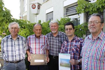 Elbeflugzeugwerke, EADS, Flugzeugwerft Dresden, Günter Seifert, Boris Negotnoff,Dr. Peter Horn