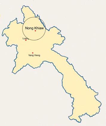 Laos - Nong Khiaw - Weltreise Blog und Reiseziele - Travel um die Welt