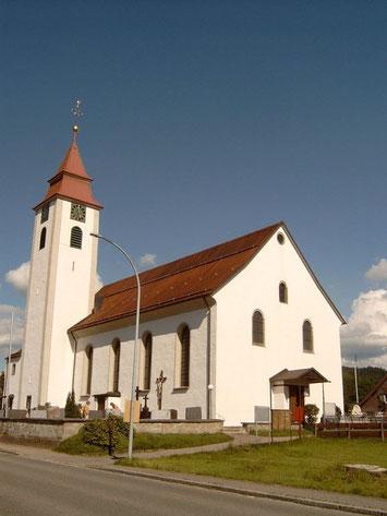 Pfarrkirche St. Peter und Paul, Niederstaufen