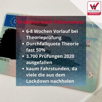 Öffentliche Informationen über Abläufe/ aktuelle Problematik Stassenverkehrsamt und TÜV