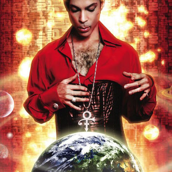 Prince - 2007 / Planet Earth [NPG Records]
