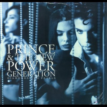 1991 / Diamonds And Pearls [Paisley Park/Warner]