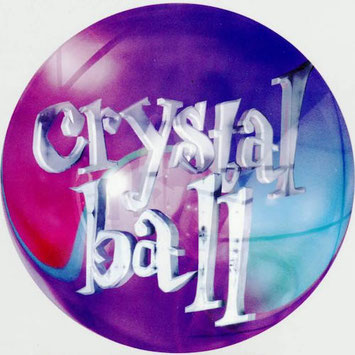 1998 / Crystal Ball [NPG Records]