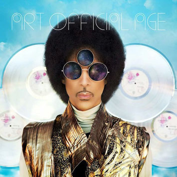 Prince - 2014 / Art Official Age [NPG Records / Warner]