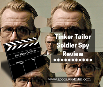 Tinker Tailor Soldier Spy Film Review - www.500daysoffilm.com Film Reviews