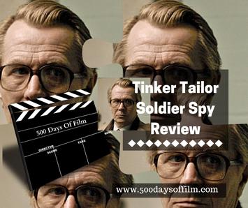 Tinker Tailor Soldier Spy Film Review - www.500daysoffilm.com Film Reviews