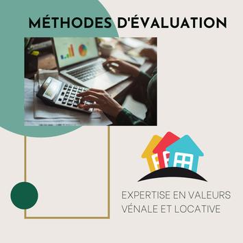 méthode d'évaluation en valeur vénale des biens immobiliers à La Réunion