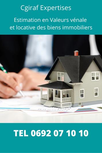 Cgiraf Expertises valeurs vénale et locative des biens immobiliers