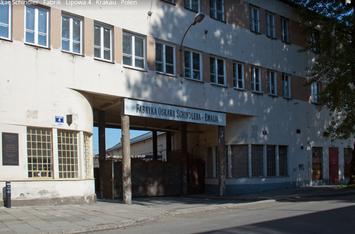 Metallwarenfabrik von Oskar Schindler in Krakau (Bild: Pixabay)