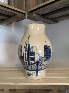 artbembel - Skyline-Bembel klassisch 1 Liter