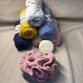 Woolly Hugs Frottee, 50g /125m