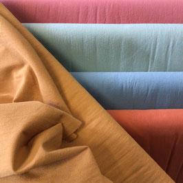 Rustik Cotton einfarbig