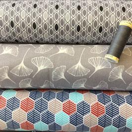 Beschichtete Baumwolle neue Muster