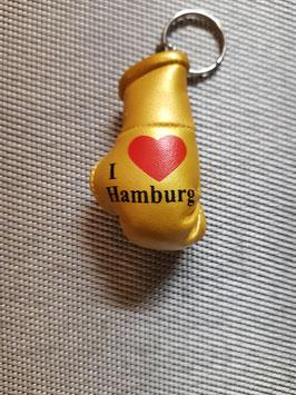 I Love Hamburg-Schlüsselanhänger