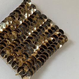 1-019) CUVETTES (METALLIC GOLD)CC007④