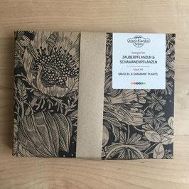 Zauberpflanzen und Schamanenpflanzen - Magic Garden Seeds