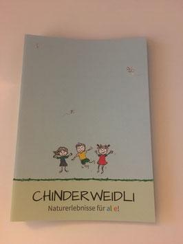 Chinderweidli Flyer mit Jahresprogramm