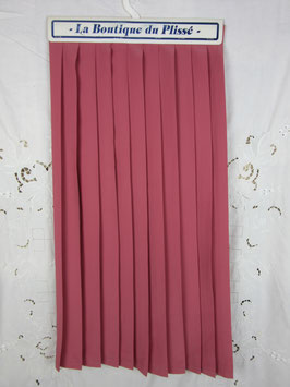 Jupe plissée vintage prête à coudre