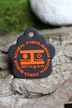 Power Θ-Ionen Anhänger fürs Tier Orange