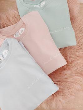 sweater #dromen pastelroze