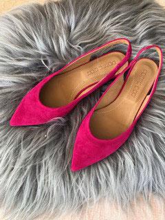 Pinke Sandalen von Pomme D'Or