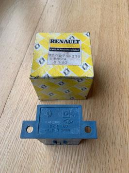 Rele Temporizador Limpiaparabrisas Renault 5, 25 y Alpine