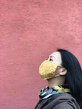 KAYO MASK -Tonbo Mustard Yellow
