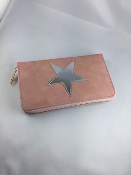 Portemonnaie Stern /pink006