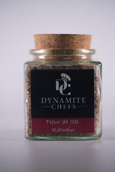 Dynamite Fleur de Sel Rotwein, 150g