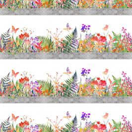Bordüre, Garden of Dreams, In The Beginning Fabrics 06194750720