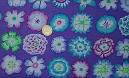 Button Flowers Purple, Kaffe Fassett, Rowan 01497150618