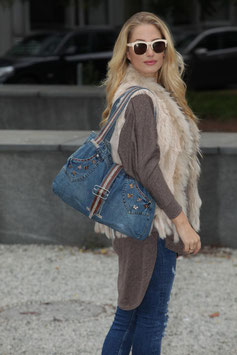 City-Jeans-Bag (Schultertasche)