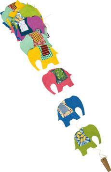 Elefanten Papier-Girlande