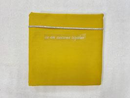 Nähpaket Jersey gelb