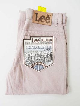 lee riders light beige deadstock 30/34