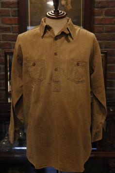 1910's  WWⅠ US  ARMY  P/OVER TINSTRAP  SHIRTS