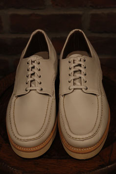 RUSSELL MOCASSIN × MODERN WORK  DIRECT  COUNTRY  MOC  OXFORD  SHOES