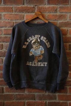 1950~60's  U.S. COAST GUARD  ACADEMY  SWEAT  SHIRTS
