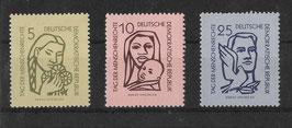 DDR 548-550 postfrisch