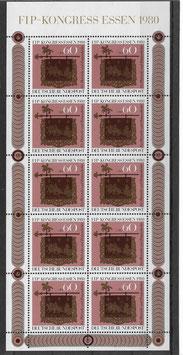 Bund Kleinbogen 1065 postfrisch (2)