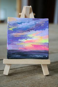 "Mini Gemälde ""Landschaft"""