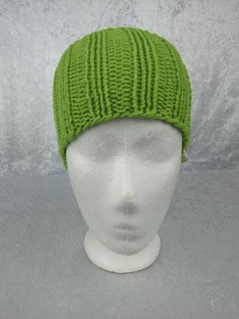 Stirnband in hellgrün