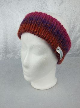 Stirnband in Herbstfarben