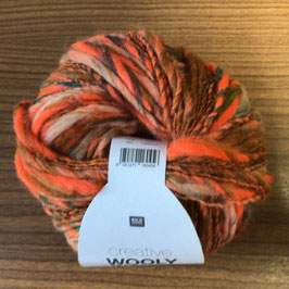 RICO creative Wooly Waves 50 g / 115 m