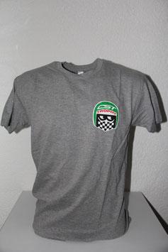 "CST-T-Shirt ""RACER"" grau"