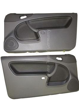 Seitenverkleidungen Cabrio  Leder 4 Stück Saab 9.3 YS3D
