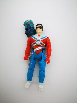 Bruce Sato Razorback + weiche Maske  (2)