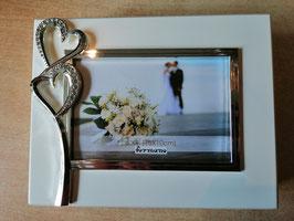 Hochzeitsfotobox mit Bilderrahmen